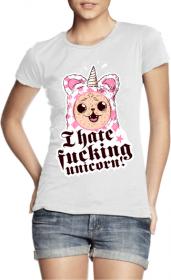 i hate fucking unicorn!